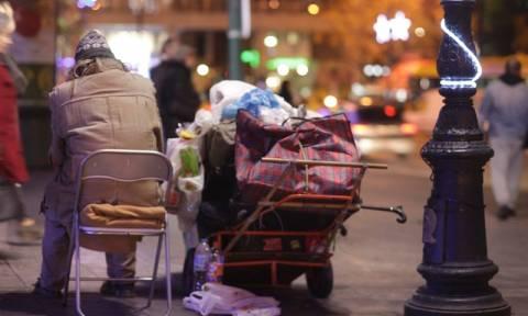 Έκτακτα μέτρα του Δήμου Αθηναίων για τους άστεγους