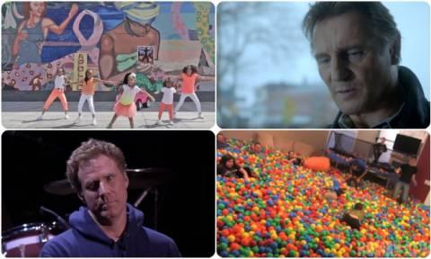 Ανασκόπηση 2015: Τα βίντεο που έγιναν viral στο διαδίκτυο