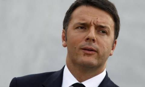 Ρέντσι: Η Ευρώπη επέλεξε λανθασμένη οικονομική πολιτική