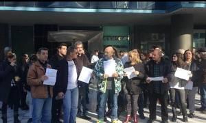 Μαύρη Τρίτη για το Mega: H διαδήλωση, πάτος η τηλεθέαση και το λουκέτο