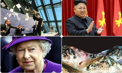 Ανασκόπηση 2015: Οι ειδήσεις της χρονιάς που δεν πιστεύαμε ότι ισχύουν!
