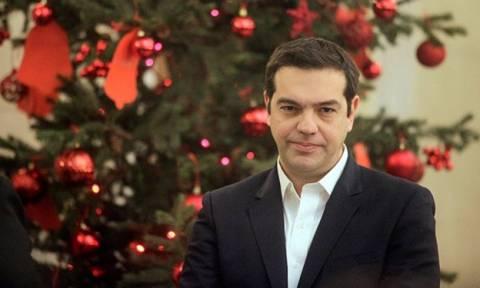 Ποιοι θα ψάλλουν τα πρωτοχρονιάτικα κάλαντα στον Τσίπρα