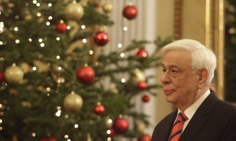 Τα κάλαντα της Πρωτοχρονιάς θα ακούσει ο Πρ. Παυλόπουλος