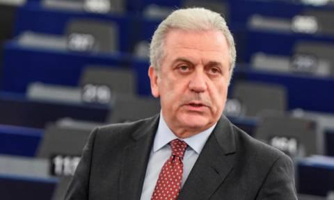 Αβραμόπουλος: Αναγκαία η ισχυρότερη διασφάλιση των συνόρων της ΕΕ