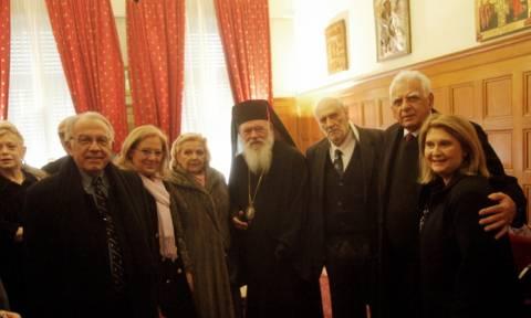 Αρχιεπίσκοπος Ιερώνυμος: Ο χρόνος που έρχεται να είναι καλύτερος