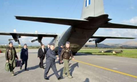 Επίσκεψη Αρχηγού ΓΕΑ στην 133ΣΜ (pics)