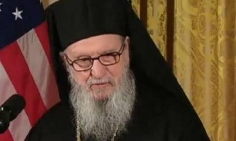 Πρωτοχρονιάτικο μήνυμα Αρχ. Αμερικής: Προσευχές και στήριξη στον Οικουμενικό Πατριάρχη