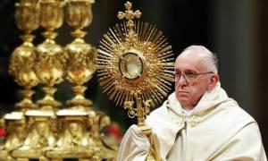 Βατικανό: «Περισσότερος χώρος για καλές ειδήσεις» το μήνυμα του Πάπα (Vid)