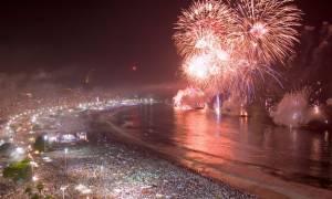 Πρωτοχρονιά με δρακόντεια μέτρα, ισλαμιστική απειλή, εκατ. άνθρωποι στους δρόμους του Ρίο