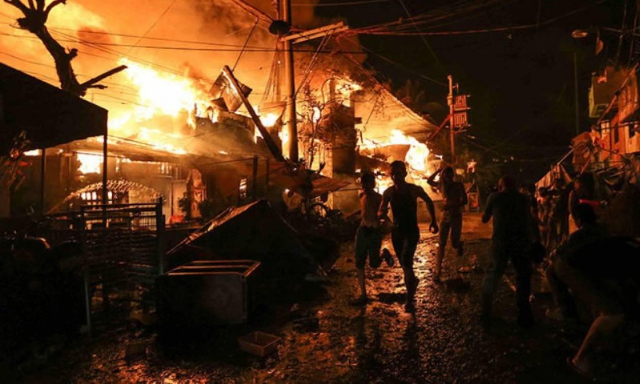 Φιλιππίνες: Βαρύς ο απολογισμός των εκδηλώσεων για τον ερχομό του 2016