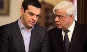 Στη δοξολογία για το νέο έτος Παυλόπουλος - Τσίπρας