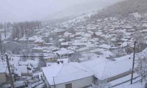 Κακοκαιρία: Τους -16 έδειξε το θερμόμετρο στη Φλώρινα! (photos)