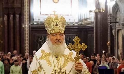Πατριάρχης Μόσχας: Η χρονιά που πέρασε ήταν δύσκολη για όλο τον κόσμο