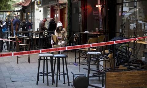 Βίντεο σοκ: Έτσι αιματοκύλησαν την καφετέρια στο Τελ Αβίβ