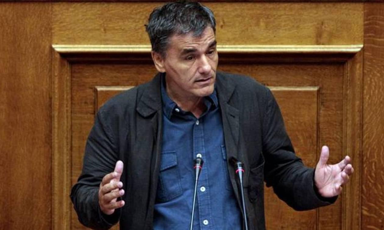 Τσακαλώτος: Οι θεσμοί απαιτούν πρόσθετα μέτρα για την περίοδο 2016-2018