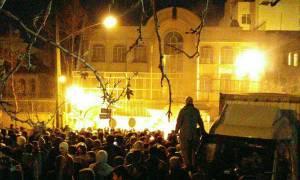 Ιράν: Επεισόδια και μολότοφ στην πρεσβεία της Σαουδικής Αραβίας στην Τεχεράνη (pics+video)