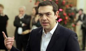 Τσίπρας: Η Ελλάδα το 2016 βγαίνει από την κρίση και ανακάμπτει