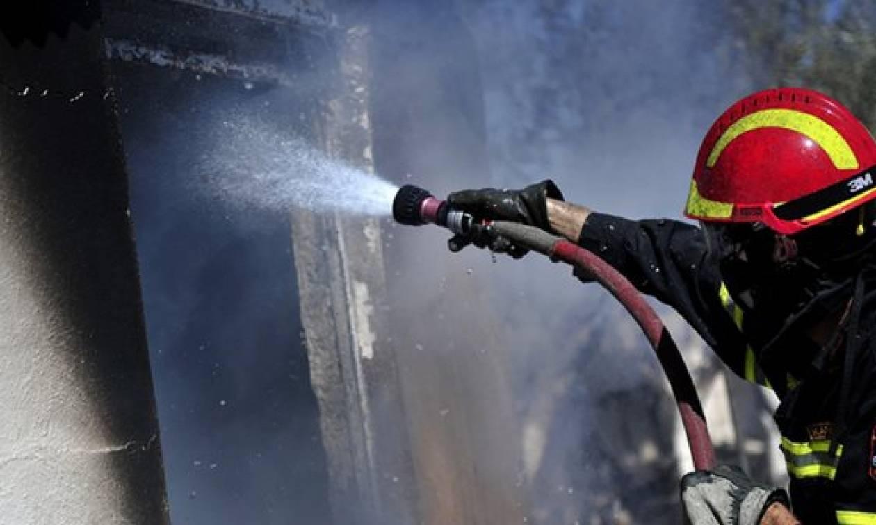 Τραγωδία στη Ζάκυνθο – Ηλικιωμένος κάηκε ζωντανός