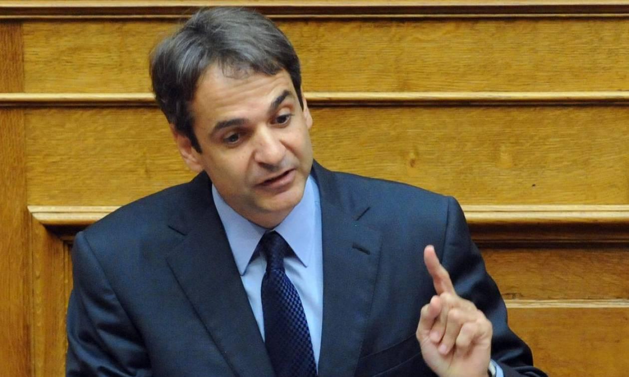 Εκλογές ΝΔ 2ος γύρος – Μητσοτάκης: Θα ζητήσω από τον Τσίπρα την αναθεώρηση του Συντάγματος