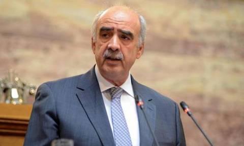 Εκλογές ΝΔ 2ος γύρος – Μεϊμαράκης: Δεν θα συμμετάσχουμε σε οικουμενική κυβέρνηση