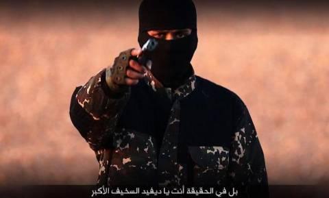 Βίντεο σοκ: Τζιχαντιστές απειλούν τον Κάμερον και εκτελούν Βρετανούς «κατασκόπους»