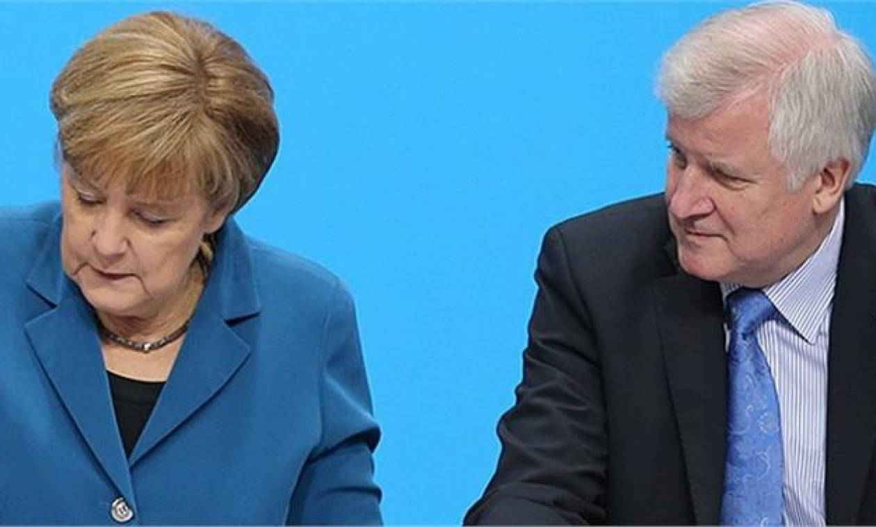 Γερμανία: «Πλαφόν» στους πρόσφυγες ζητά ο Ζεεχόφερ