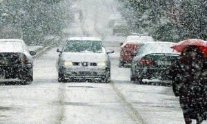 Προβλήματα από την πυκνή χιονόπτωση στο οδικό δίκτυο των νομών Ξάνθης και Ροδόπης