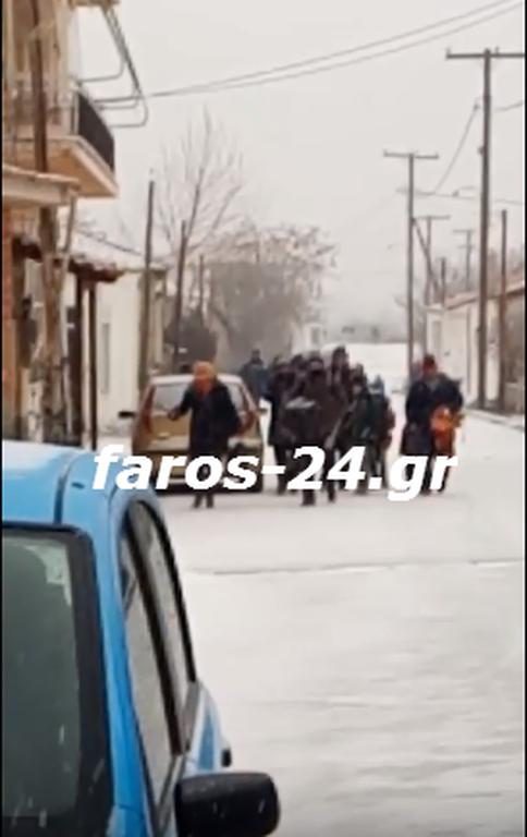 Σουφλί: Από την Τουρκία στα Λαγυνά με τα πόδια! (photos + video)
