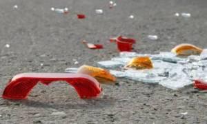 Τραγωδία στην άσφαλτο – Θανατηφόρο τροχαίο με δύο νεκρούς στη Μεσσηνία