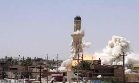 Βομβιστικές επιθέσεις σε δύο τεμένη στο κεντρικό Ιράκ