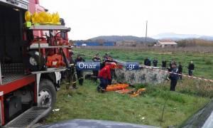 Αυτή είναι η ανακοίνωση της ΕΛ.ΑΣ. για την τραγωδία με τους δύο άνδρες στο Μεσολόγγι
