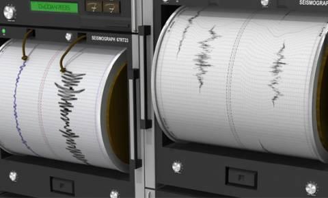 В Греции на острове Кефалония произошло землетрясение