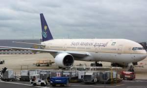 Σ. Αραβία: Διακόπτει όλες τις πτήσεις από και προς το Ιράν