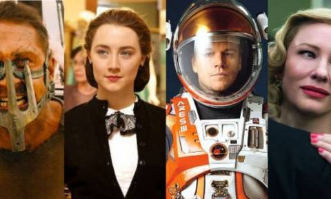 Oscars 2016: Οι New York Times προτείνουν τις φετινές υποψηφιότητες