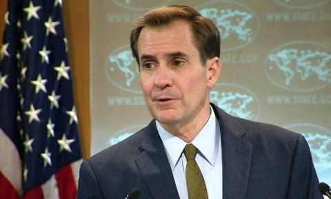 Οι ΗΠΑ αναμένουν οι ειρηνευτικές συνομιλίες για τη Συρία να διεξαχθούν κανονικά