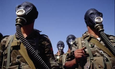 Ενδείξεις έκθεσης στο αέριο σαρίν στη Συρία σύμφωνα με έκθεση του ΟΗΕ
