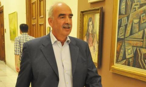Εκλογές στη ΝΔ 2ος γύρος - Μεϊμαράκης: «Δεν θέλω τη ΝΔ κόμμα των ελίτ»