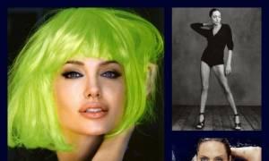 14 συγκλονιστικές φωτογραφίσεις της Angelina Jolie που αξίζει να θυμηθείς