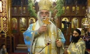 Η παραμονή των Θεοφανείων στην Ι.Μ. Καστοριάς