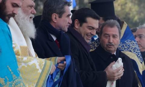 Θεοφάνεια 2016 – Γιατί δεν θα παραστεί ο Τσίπρας στον αγιασμό υδάτων στον Πειραιά;