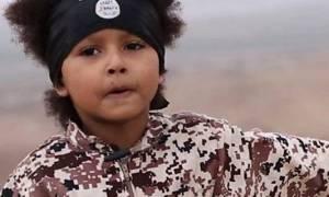 Αυτός είναι ο μικρός τζιχαντιστής στο βίντεο του ISIS που απειλεί τους Βρετανούς