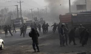 Αιματηρή επιχείρηση στο Αφγανιστάν