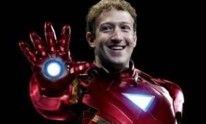 Ο Ζούκερμπεργκ θέλει να ζήσει σαν τον… Iron Man!