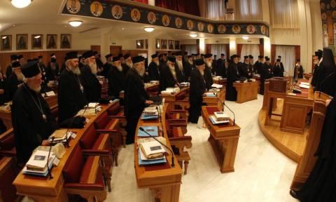 Συνεδρίαση της Ιεράς Συνόδου για το μάθημα των θρησκευτικών στις 12 Ιανουαρίου