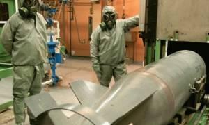 ΟΑΧΟ: Όλα τα χημικά όπλα που είχε δηλώσει το καθεστώς της Συρίας έχουν καταστραφεί