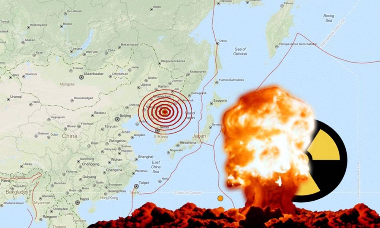 Ο Κιμ «πάτησε το κουμπί»: Σεισμός 5,1 Ρίχτερ στη Β. Κορέα - Προήλθε από δοκιμή βόμβας υδρογόνου!
