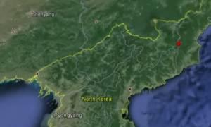 Πώς ανακοίνωσε η Β. Κορέα την επιτυχημένη πυρηνική δοκιμή