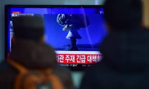 Παγκόσμιος αναβρασμός από δοκιμή βόμβας υδρογόνου στη Βόρεια Κορέα (Pics & Vids)
