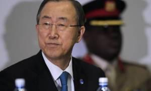 Μπαν Κι-μουν προς Β. Κορέα: «Σταματήστε κάθε πυρηνική δραστηριότητα»
