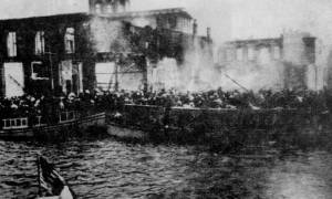 Σμύρνη: Από την Καταστροφή, στα Θεοφάνεια, 94 χρόνια μετά (vid)